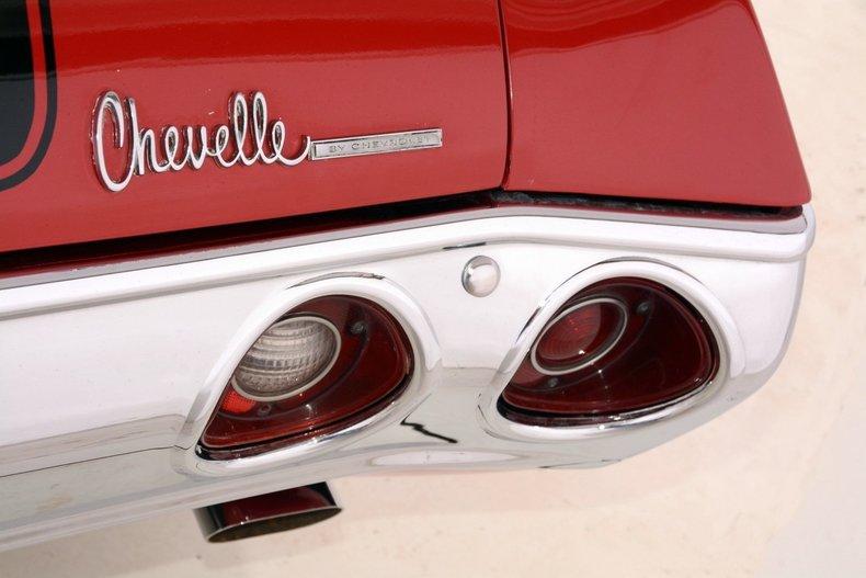 1972 Chevrolet Chevelle Image 24