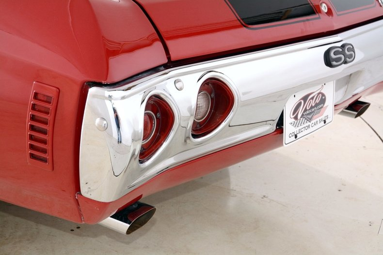 1972 Chevrolet Chevelle Image 38