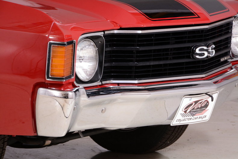 1972 Chevrolet Chevelle Image 70
