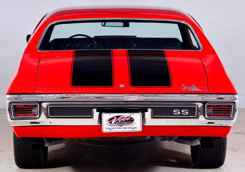 1970 Chevrolet Chevelle Image 5