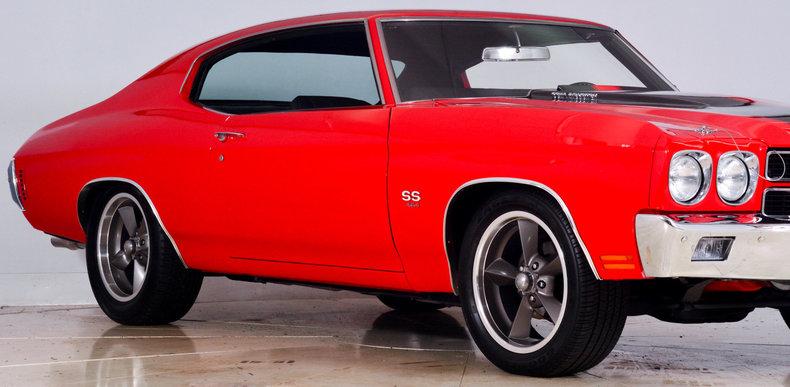 1970 Chevrolet Chevelle Image 72