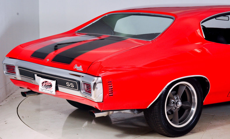 1970 Chevrolet Chevelle Image 38