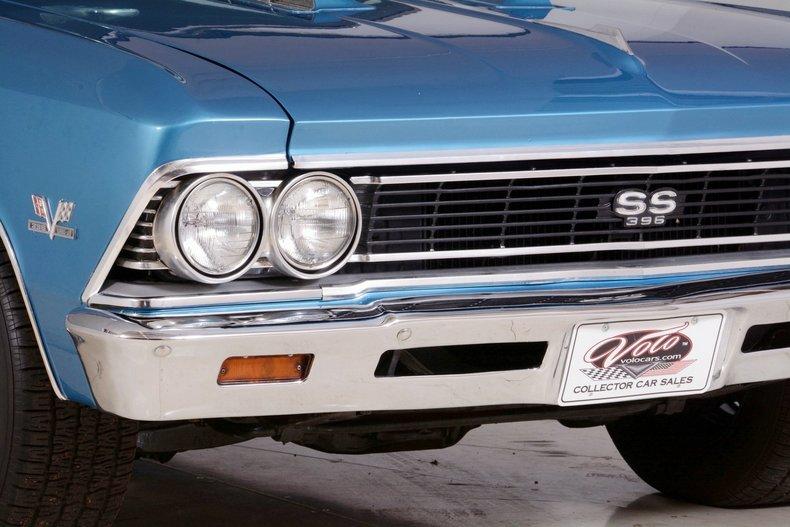 1966 Chevrolet Chevelle Image 35
