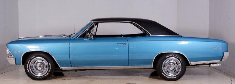 1966 Chevrolet Chevelle Image 41