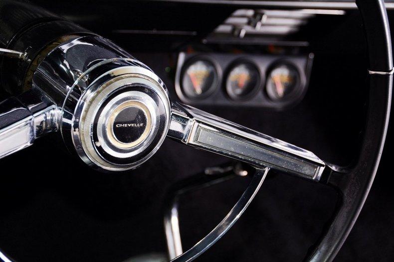 1966 Chevrolet Chevelle Image 58