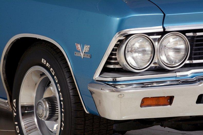 1966 Chevrolet Chevelle Image 62