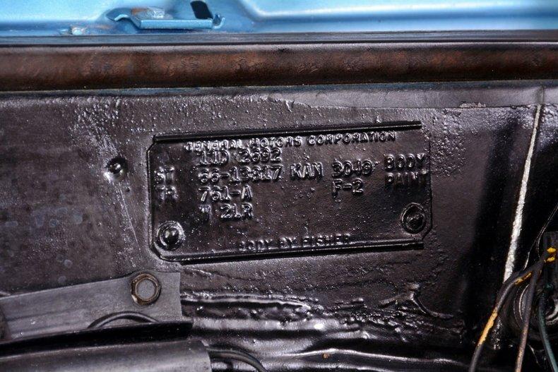 1966 Chevrolet Chevelle Image 63