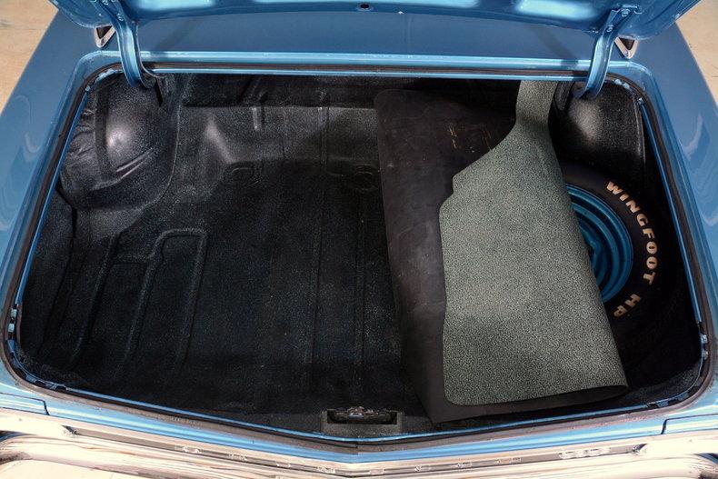 1966 Chevrolet Chevelle Image 84