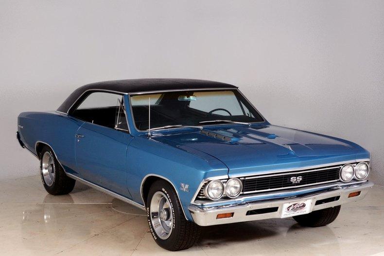 1966 Chevrolet Chevelle Image 87