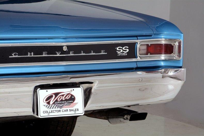 1966 Chevrolet Chevelle Image 88