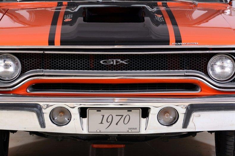 1970 Plymouth GTX Image 7