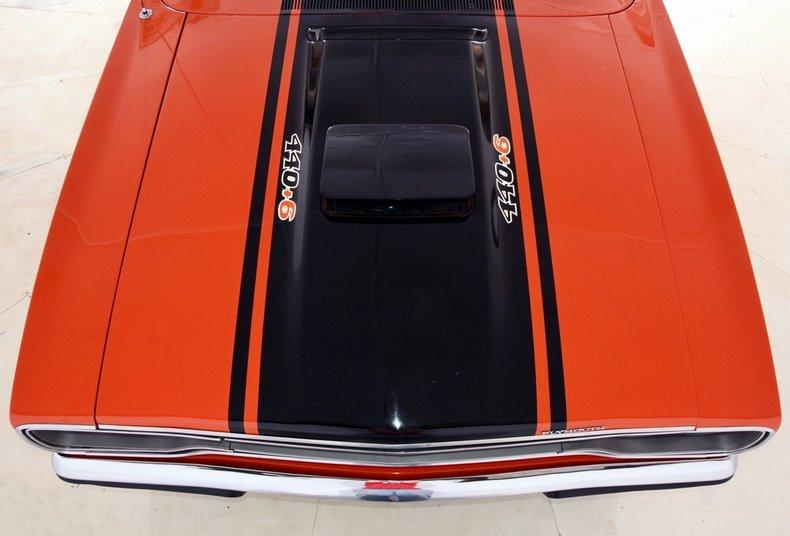 1970 Plymouth GTX Image 9