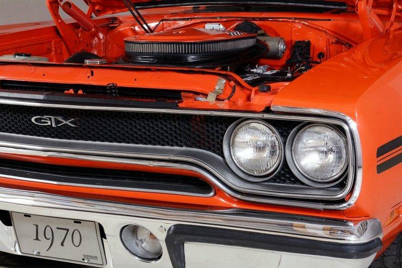 1970 Plymouth GTX Image 11
