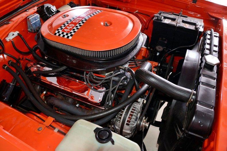 1970 Plymouth GTX Image 19