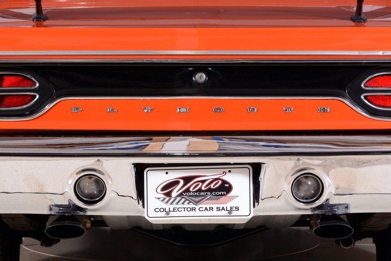 1970 Plymouth GTX Image 43