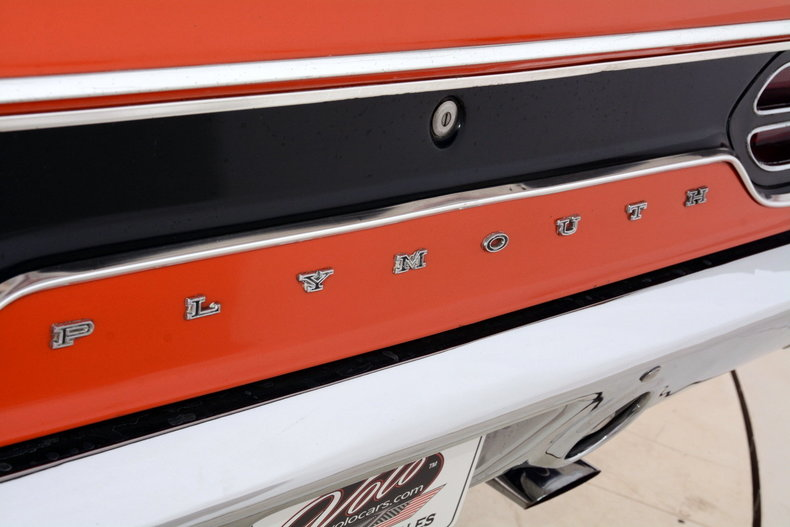 1970 Plymouth GTX Image 82