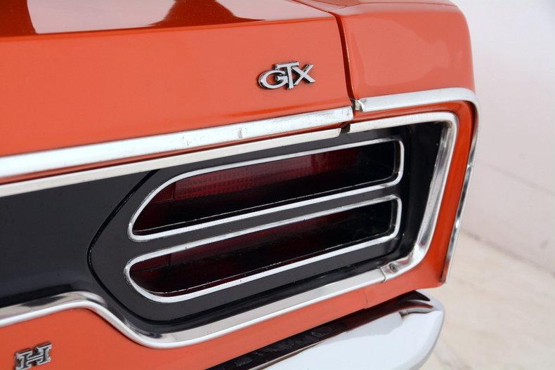 1970 Plymouth GTX Image 88