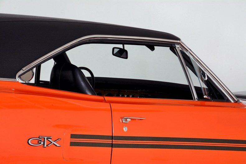 1970 Plymouth GTX Image 91