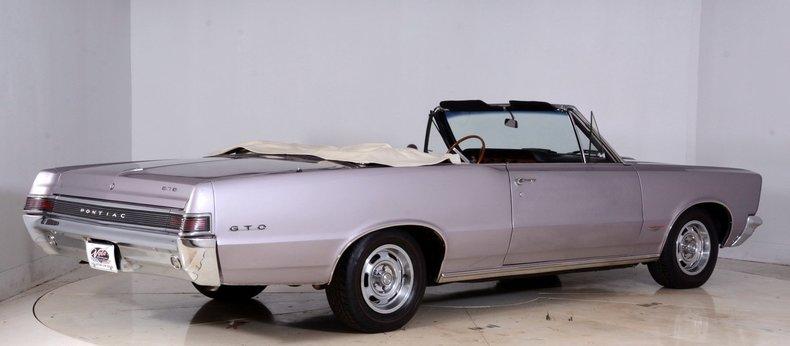 1965 Pontiac GTO Image 3