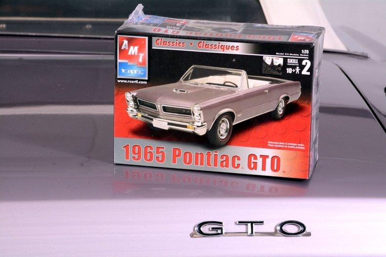 1965 Pontiac GTO Image 5