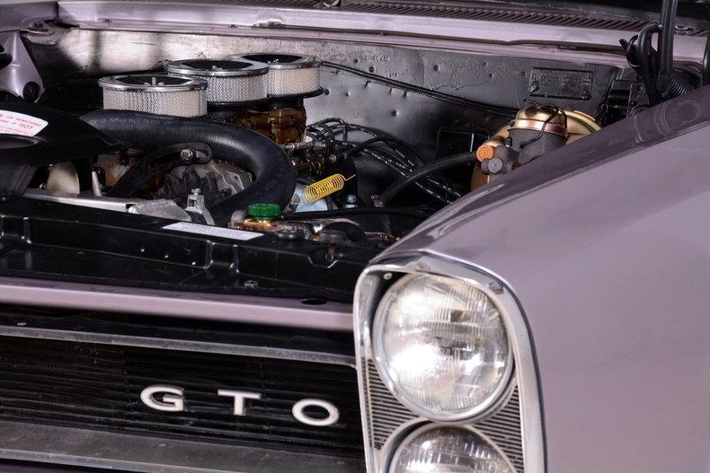 1965 Pontiac GTO Image 9