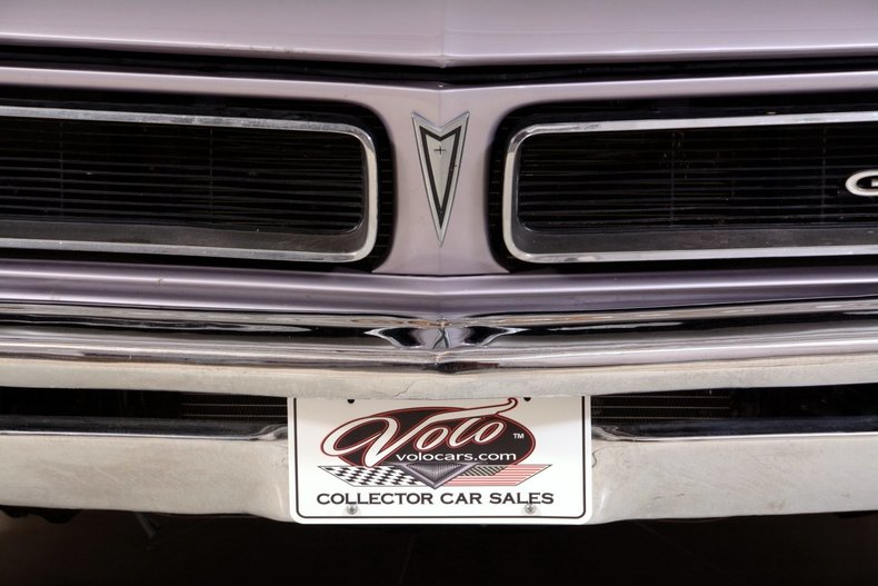 1965 Pontiac GTO Image 22
