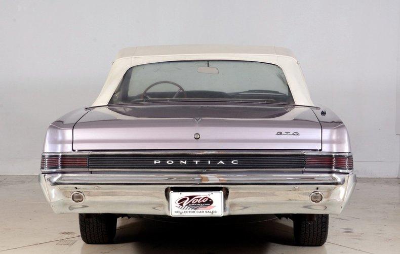 1965 Pontiac GTO Image 25