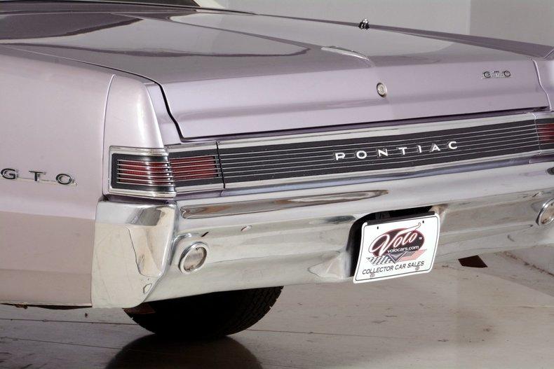 1965 Pontiac GTO Image 30