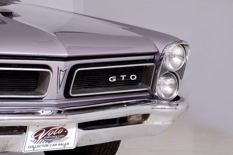 1965 Pontiac GTO Image 40