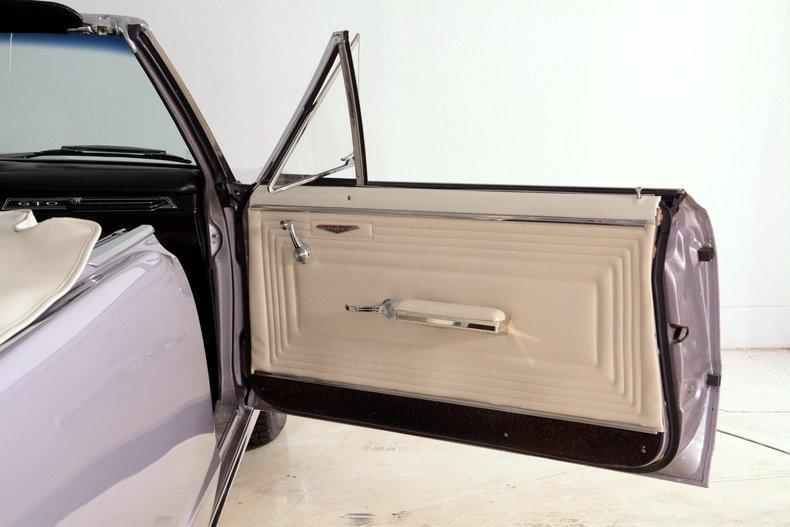 1965 Pontiac GTO Image 51