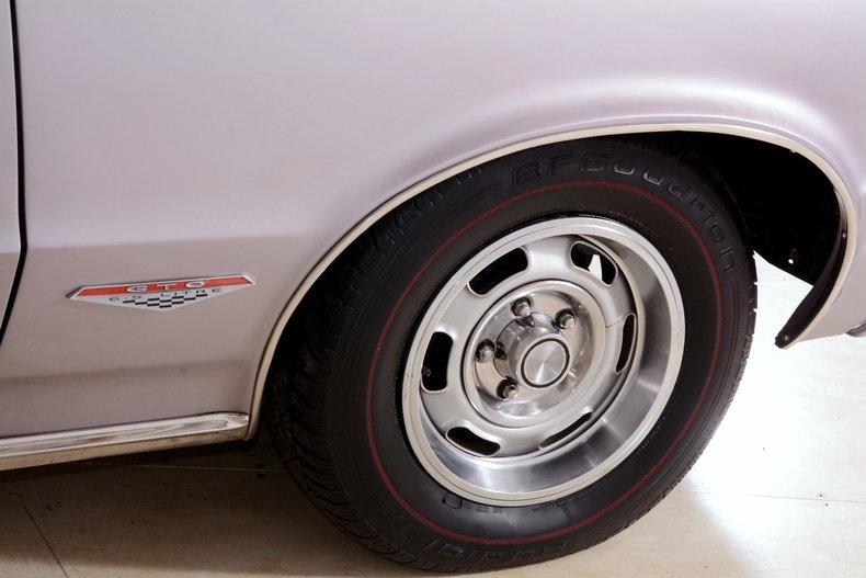 1965 Pontiac GTO Image 54