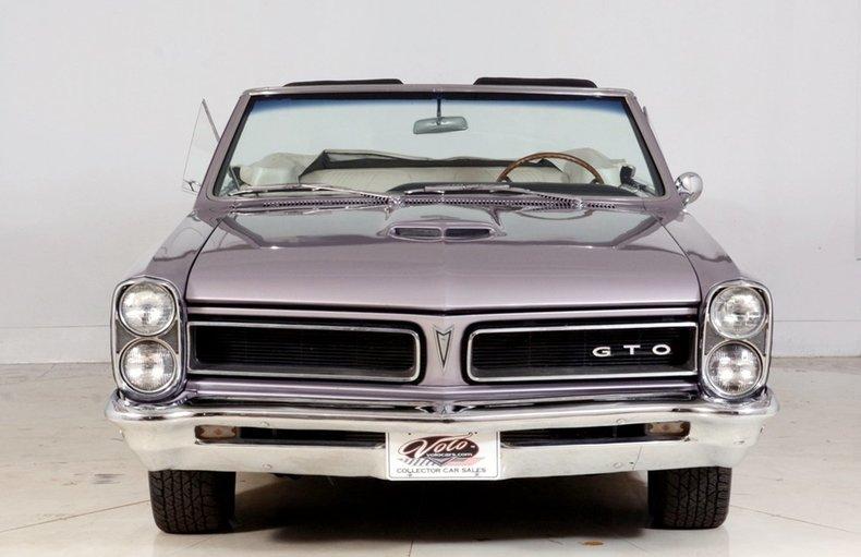 1965 Pontiac GTO Image 57
