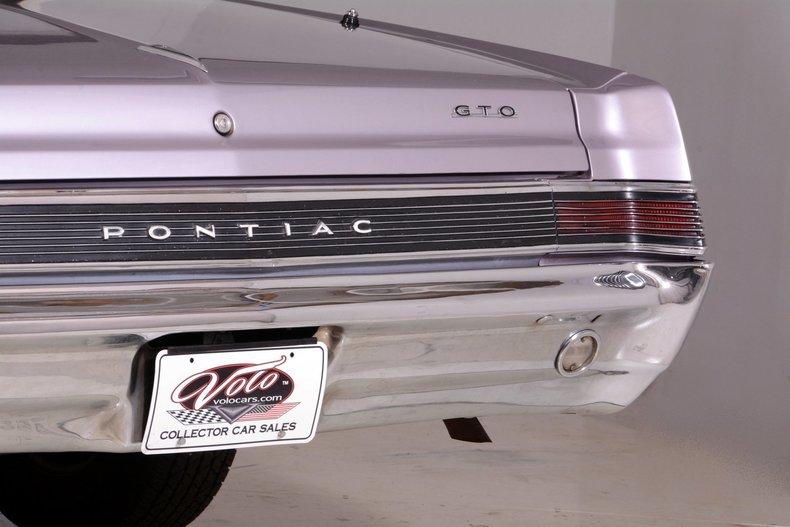 1965 Pontiac GTO Image 59