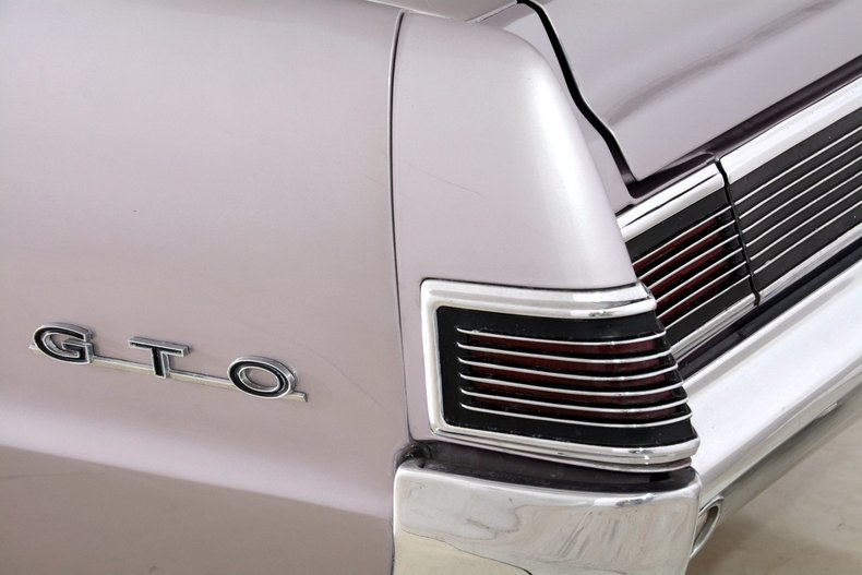 1965 Pontiac GTO Image 62