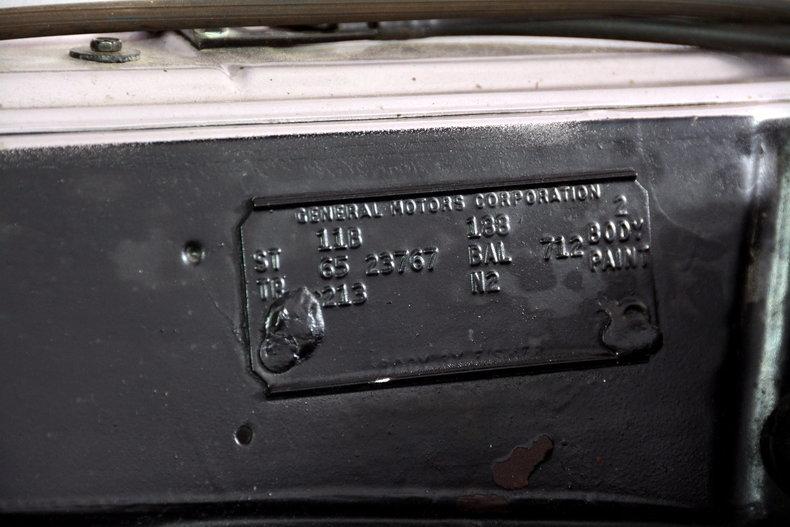 1965 Pontiac GTO Image 63
