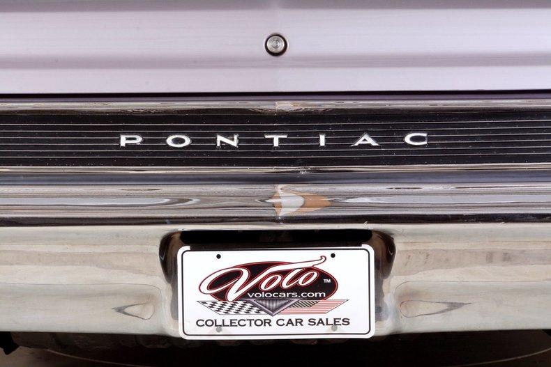 1965 Pontiac GTO Image 78