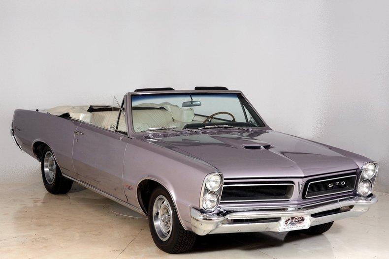 1965 Pontiac GTO Image 91