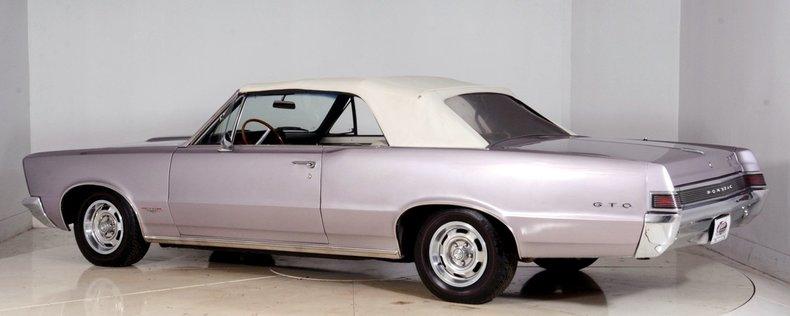 1965 Pontiac GTO Image 33