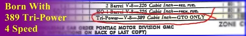 1965 Pontiac GTO Image 98