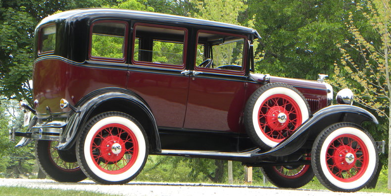 1930 Ford Model A Image 29