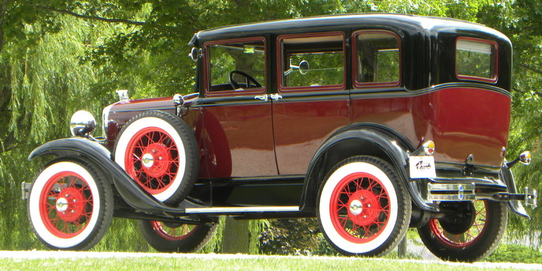 1930 Ford Model A Image 35