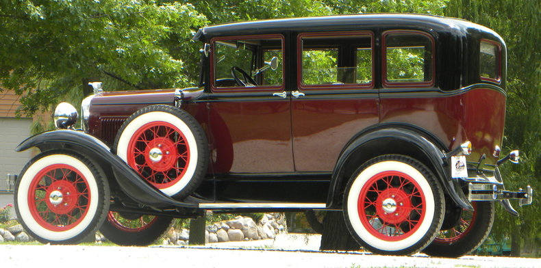 1930 Ford Model A Image 36