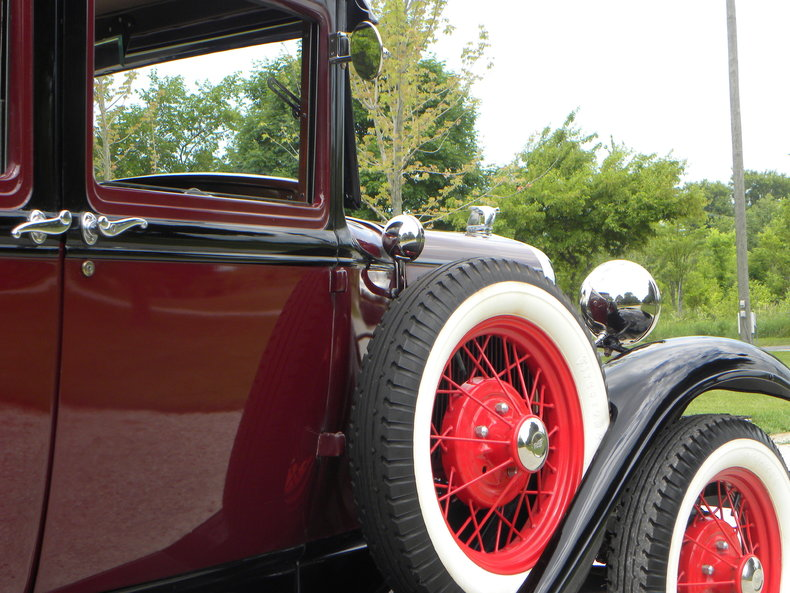 1930 Ford Model A Image 44