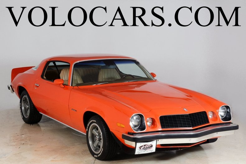 1976 Chevrolet Camaro Image 1