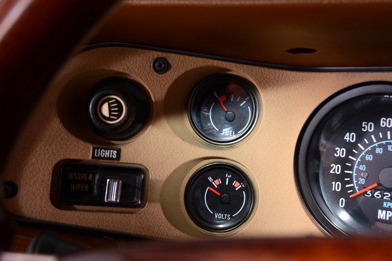 1976 Chevrolet Camaro Image 10