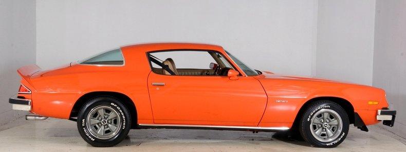 1976 Chevrolet Camaro Image 17