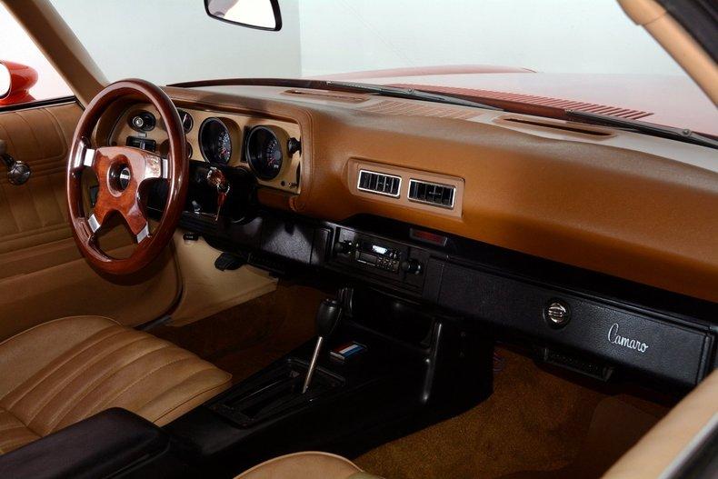 1976 Chevrolet Camaro Image 29