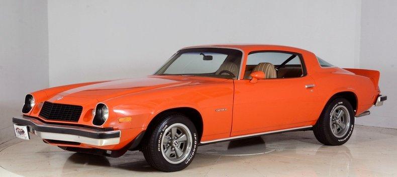 1976 Chevrolet Camaro Image 49