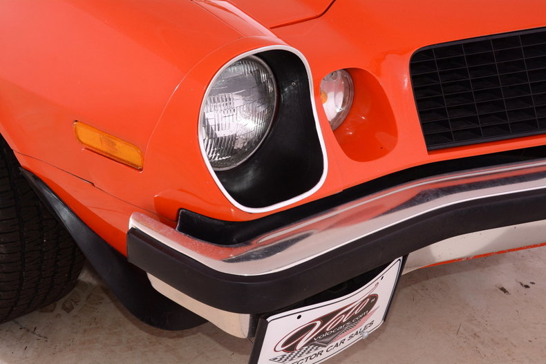 1976 Chevrolet Camaro Image 51