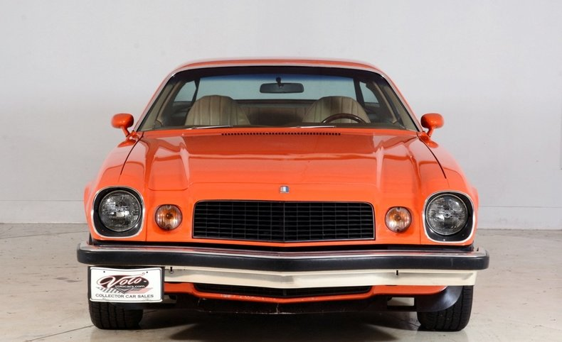 1976 Chevrolet Camaro Image 57